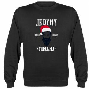 Bluza Jedyny taki Święty Mikołaj