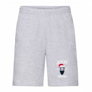 Men's shorts The only such Santa Claus