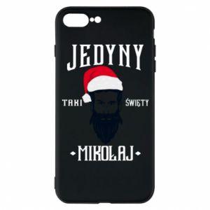 Etui do iPhone 7 Plus Jedyny taki Święty Mikołaj