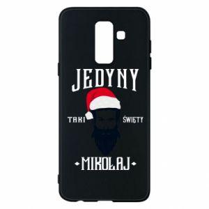Etui na Samsung A6+ 2018 Jedyny taki Święty Mikołaj