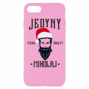 Etui na iPhone 8 Jedyny taki Święty Mikołaj
