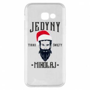 Etui na Samsung A5 2017 Jedyny taki Święty Mikołaj