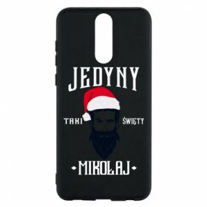Etui na Huawei Mate 10 Lite Jedyny taki Święty Mikołaj