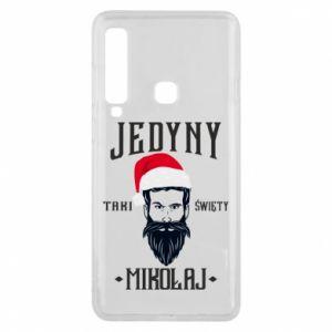 Etui na Samsung A9 2018 Jedyny taki Święty Mikołaj
