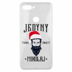 Etui na Xiaomi Mi8 Lite Jedyny taki Święty Mikołaj