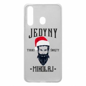 Etui na Samsung A60 Jedyny taki Święty Mikołaj