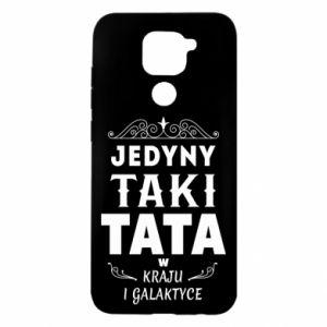 Etui na Xiaomi Redmi Note 9/Redmi 10X Jedyny taki tata