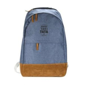 Urban backpack The only such dad