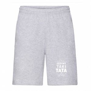 Men's shorts The only such dad
