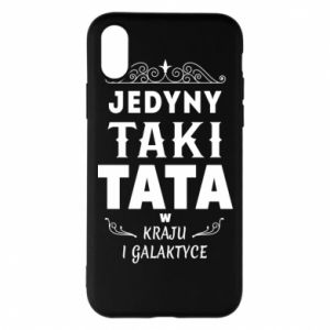 Phone case for iPhone X/Xs The only such dad