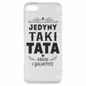 Phone case for iPhone 5/5S/SE The only such dad