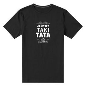 Men's premium t-shirt The only such dad