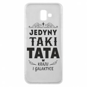 Phone case for Samsung J6 Plus 2018 The only such dad