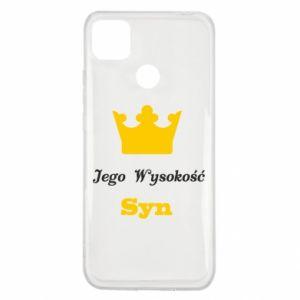Xiaomi Redmi 9c Case His Highness Son
