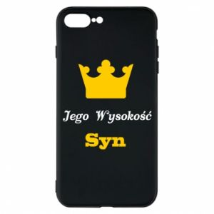 Etui do iPhone 7 Plus Jego Wysokość Syn