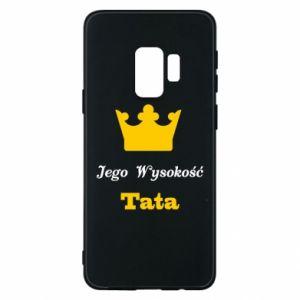 Etui na Samsung S9 Jego Wysokość Tata
