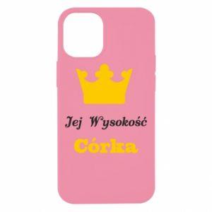 Etui na iPhone 12 Mini Jej Wysokość Córka