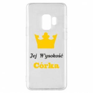 Etui na Samsung S9 Jej Wysokość Córka