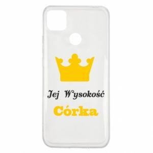 Etui na Xiaomi Redmi 9c Jej Wysokość Córka