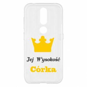 Etui na Nokia 4.2 Jej Wysokość Córka