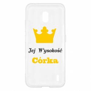 Etui na Nokia 2.2 Jej Wysokość Córka