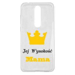 Etui na Nokia 5.1 Plus Jej Wysokość Mama