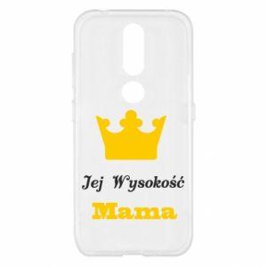 Etui na Nokia 4.2 Jej Wysokość Mama