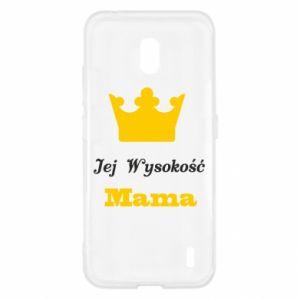 Etui na Nokia 2.2 Jej Wysokość Mama