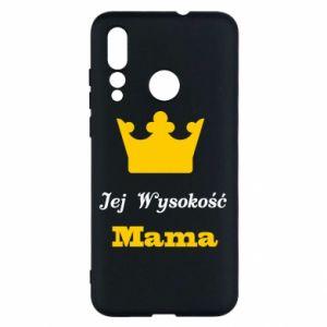 Etui na Huawei Nova 4 Jej Wysokość Mama