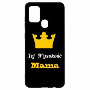 Etui na Samsung A21s Jej Wysokość Mama