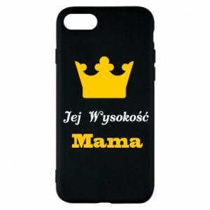 Etui na iPhone 8 Jej Wysokość Mama