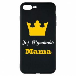 Etui na iPhone 8 Plus Jej Wysokość Mama