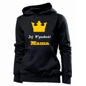 Women's hoodies Her Highness Mama