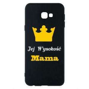 Etui na Samsung J4 Plus 2018 Jej Wysokość Mama