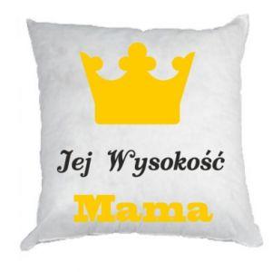 Poduszka Jej Wysokość Mama