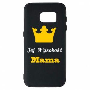 Etui na Samsung S7 Jej Wysokość Mama