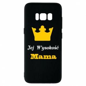 Etui na Samsung S8 Jej Wysokość Mama