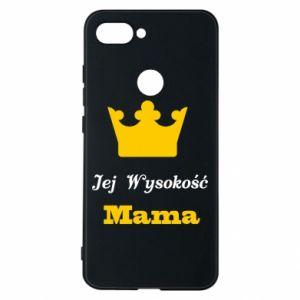 Etui na Xiaomi Mi8 Lite Jej Wysokość Mama