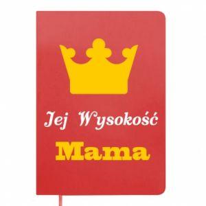 Notes Jej Wysokość Mama