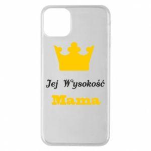 Etui na iPhone 11 Pro Max Jej Wysokość Mama