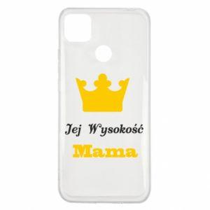 Etui na Xiaomi Redmi 9c Jej Wysokość Mama
