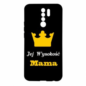 Xiaomi Redmi 9 Case Her Highness Mama
