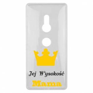 Etui na Sony Xperia XZ2 Jej Wysokość Mama