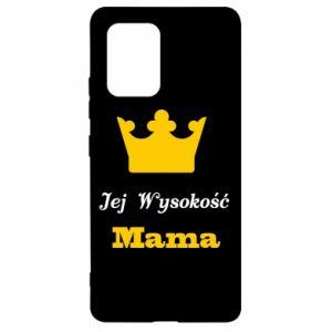 Etui na Samsung S10 Lite Jej Wysokość Mama