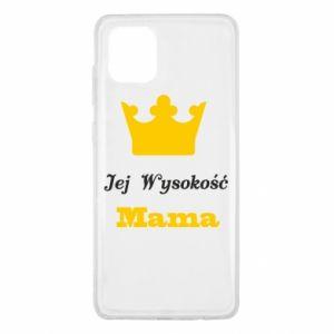 Etui na Samsung Note 10 Lite Jej Wysokość Mama