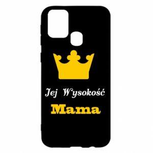 Etui na Samsung M31 Jej Wysokość Mama