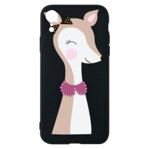 iPhone XR Case Deer cub