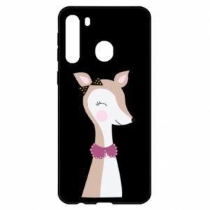 Samsung A21 Case Deer cub
