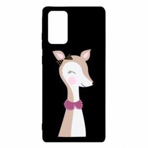 Samsung Note 20 Case Deer cub