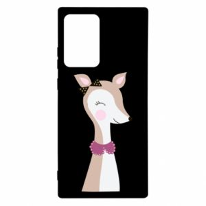Samsung Note 20 Ultra Case Deer cub